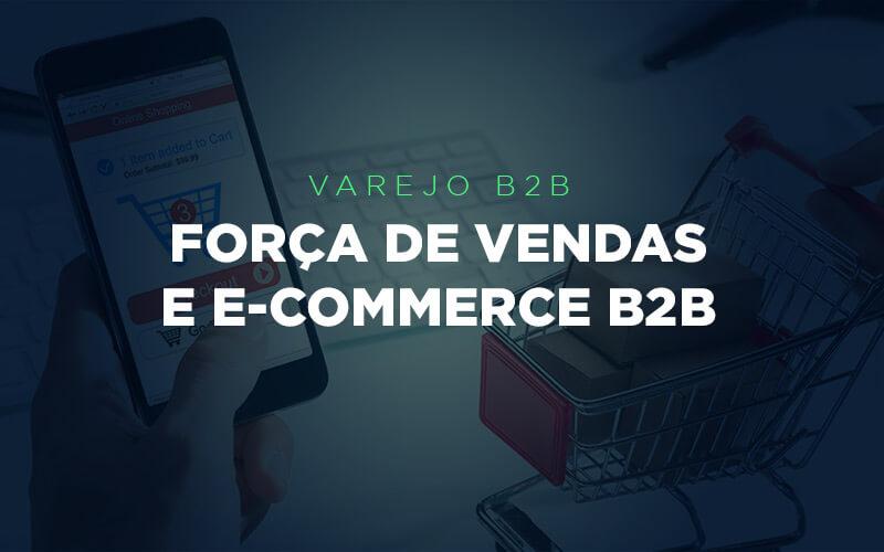 Força de Vendas e E-commerce B2B